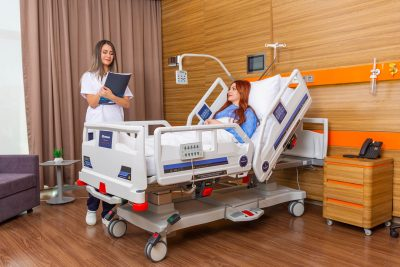Hospital Electric Bed, 5 Motors
