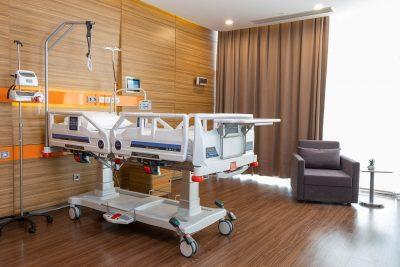 Hospital Electric Bed, 5 Motors
