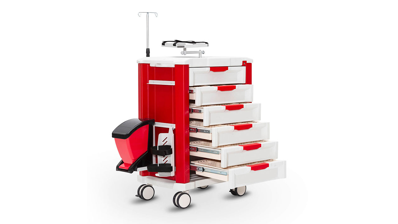 Everything You Need to Know About Medical Crash Carts and Trolleys