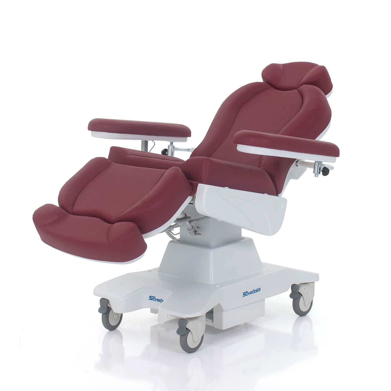Electronic Blood Transfusion Chair, 4 Motors