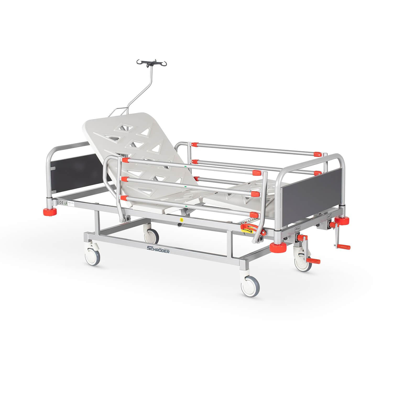 Pediatric Hospital Bed, 2 Adjustments