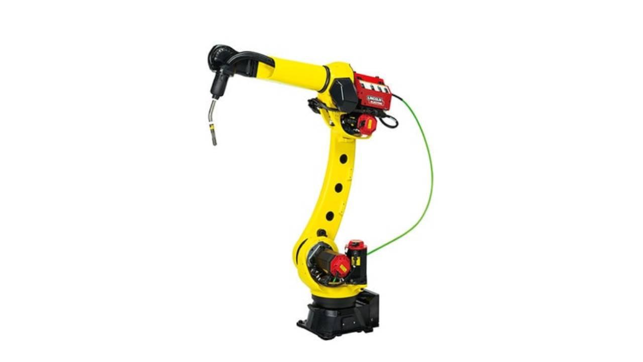 Robotic Welding Fanuc
