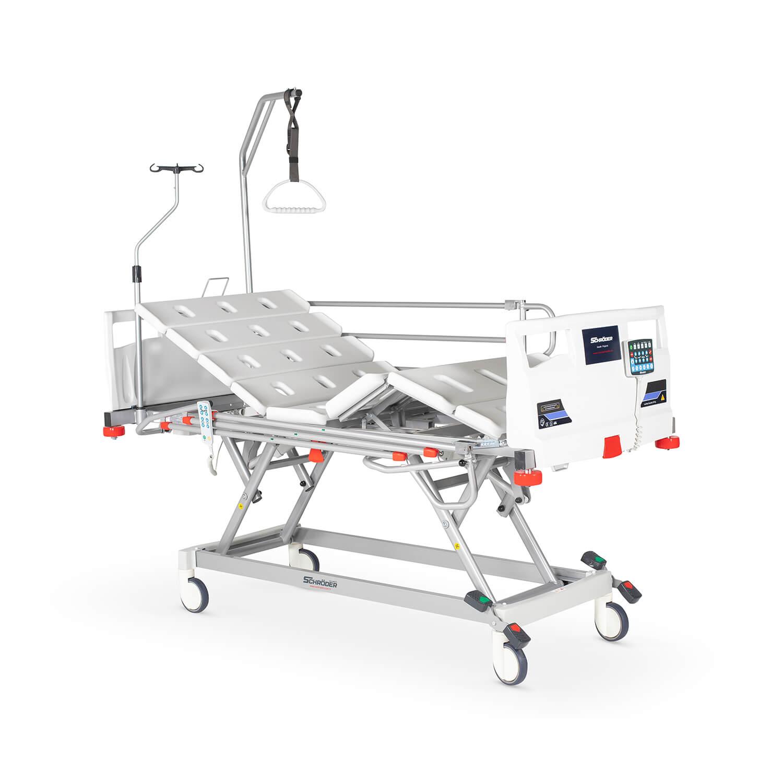 Hospital Electric Bed 4 Motors