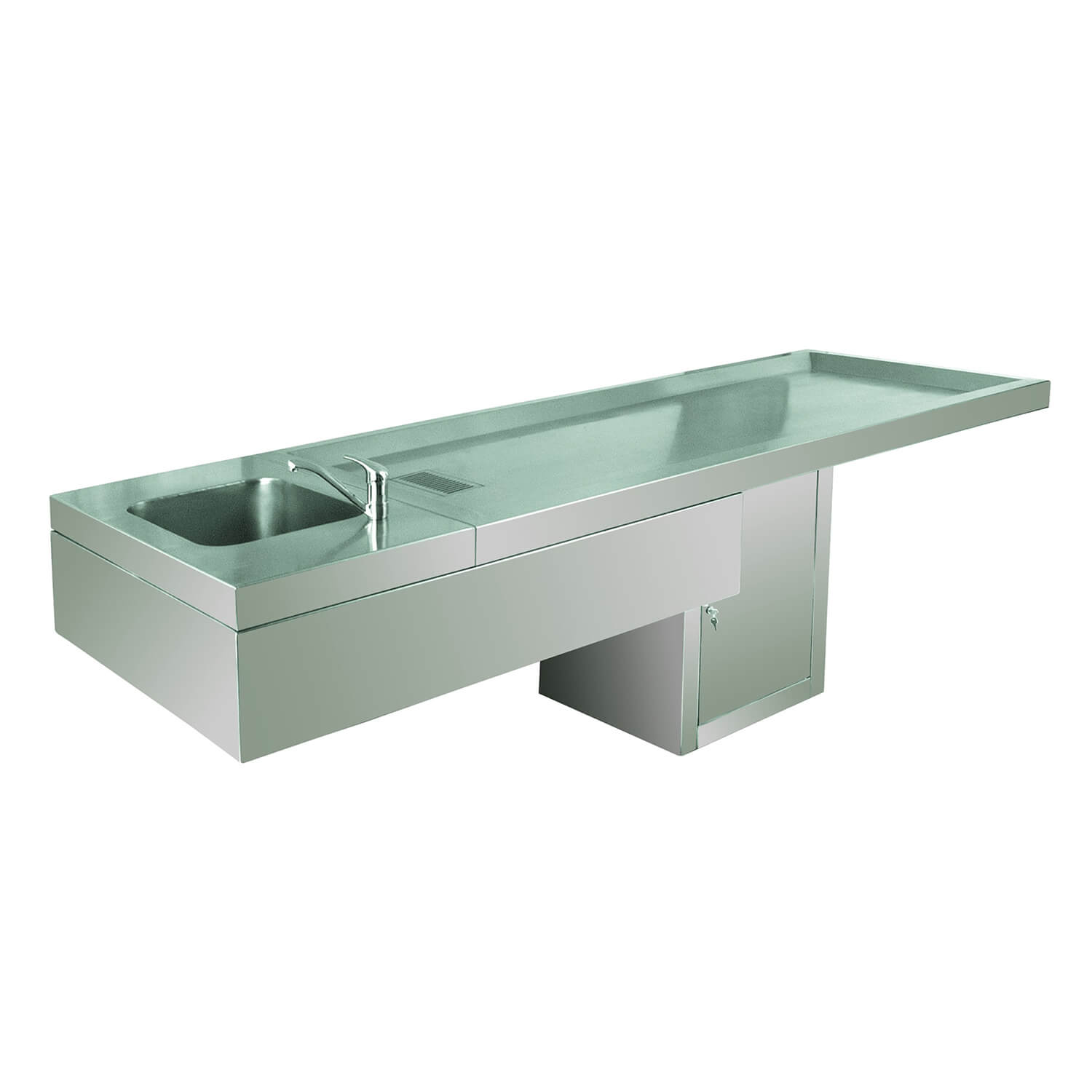 Autospy Table with Sink