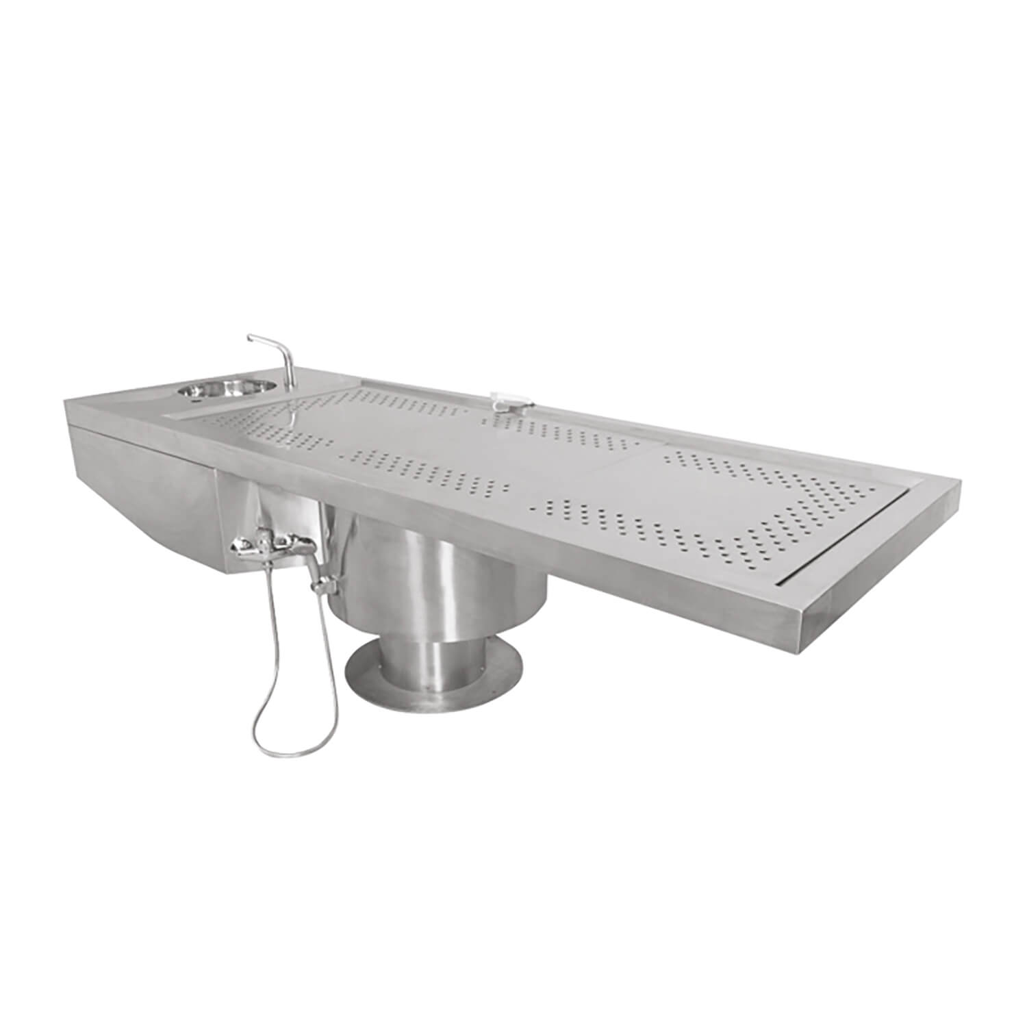 Autospy Table, Height Adjustable
