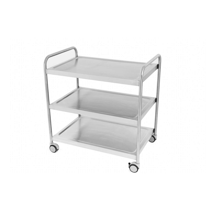 Instrument Trolley, 3 Shelves