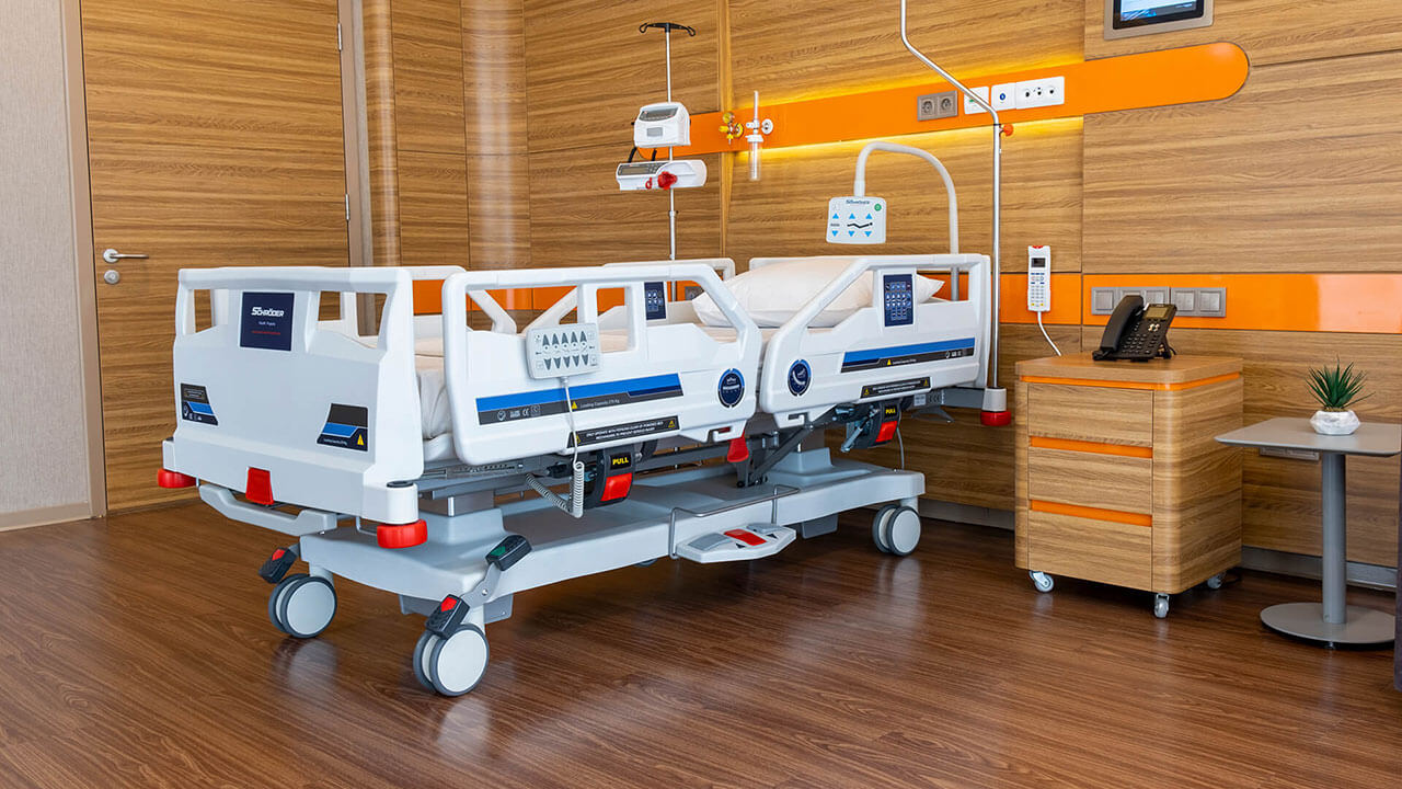What Are Different Types of Hospital Beds?